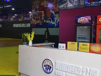 明星运动公园隆岗篮球馆