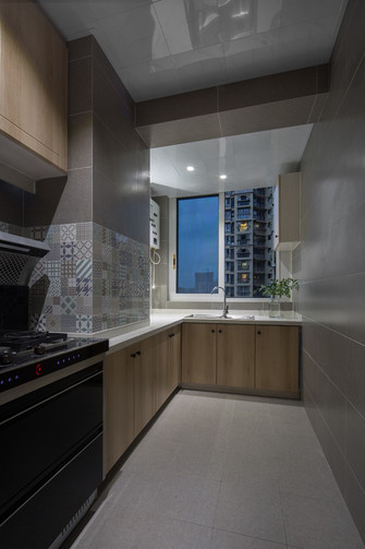 100平米null风格厨房欣赏图