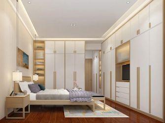140平米三null风格卧室设计图