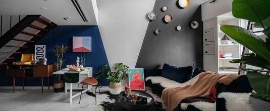 40平米小户型null风格客厅装修图片大全