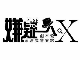 嫌疑人X·剧本杀沉浸式探案馆(万达店)