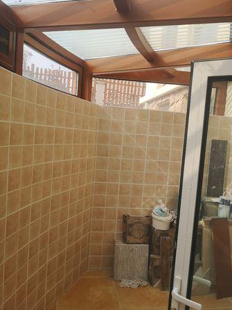 140平米别墅null风格阳光房装修案例