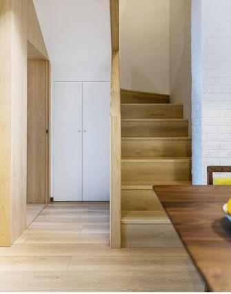 140平米三null风格楼梯间图片