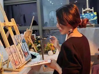 匠心·成人画室·油画·丙烯