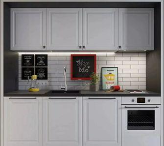 80平米null风格厨房效果图