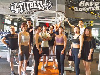 GTS健身俱乐部(江陵西路店)