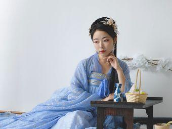 江羽梦 汉服·婚纱·旗袍·自拍·下午茶