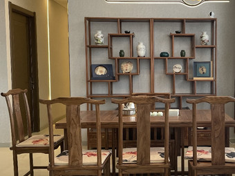 秋意浓茶馆