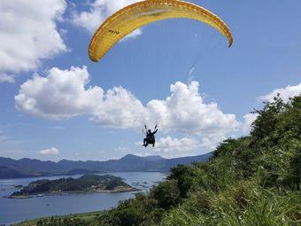 南昌溪霞滑翔伞飞行基地