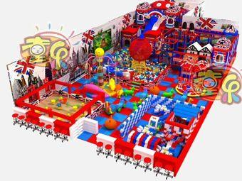 乐虎王国儿童乐园(乐虎王国虚拟现实VR体验馆)