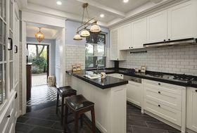 140平米别墅null风格厨房装修图片大全