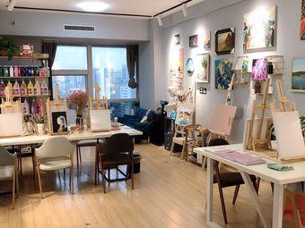 山鸣·绘画体验馆·油画定制·手工DIY