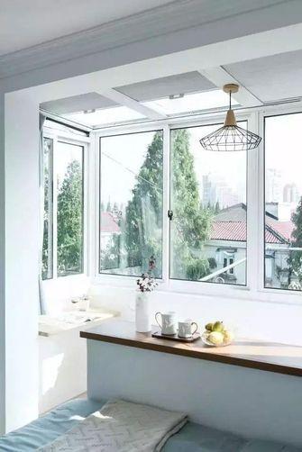 40平米小户型null风格阳台装修案例