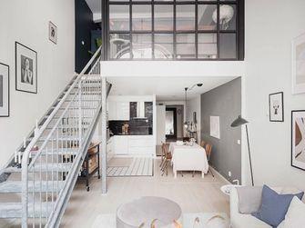 70平米复式null风格楼梯间装修图片大全