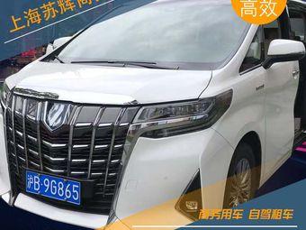 上海苏辉商务租车