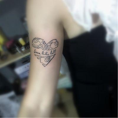线条小图~纹身图