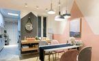 60平米一居室null风格餐厅装修效果图