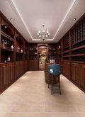 140平米别墅null风格储藏室设计图