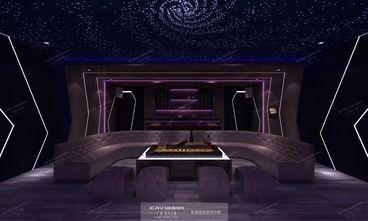 140平米三null风格影音室装修案例
