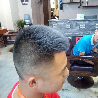 剪发➕色效果图