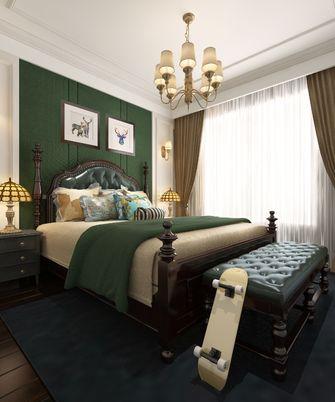 140平米别墅null风格卧室装修图片大全
