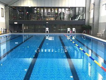 中央国际游泳健身