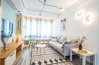 70平米公寓null风格客厅图