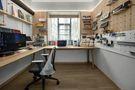 100平米null风格书房装修案例