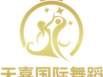 天嘉国际舞蹈-拉丁舞 中国舞