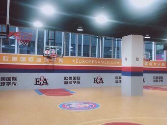 E&A欧美国际篮球学院(奥园校区)