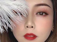 美人坊半永久眉眼唇纹绣美甲美睫的图片