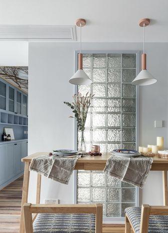 70平米公寓null风格餐厅图