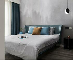 90平米三null风格卧室图