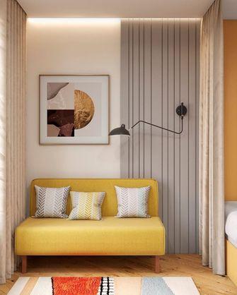 30平米以下超小户型null风格客厅设计图