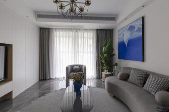 90平米null风格客厅图