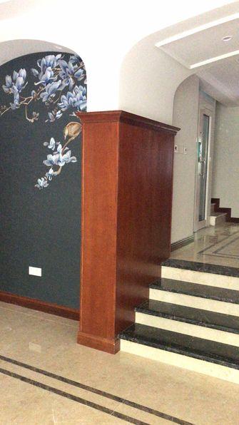 140平米别墅null风格楼梯间装修案例