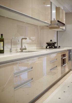 140平米四null风格厨房设计图