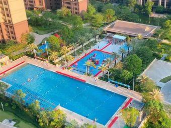 帝庭公馆游泳池