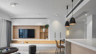120平米三null风格客厅设计图