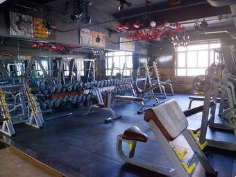 灰质健身工厂