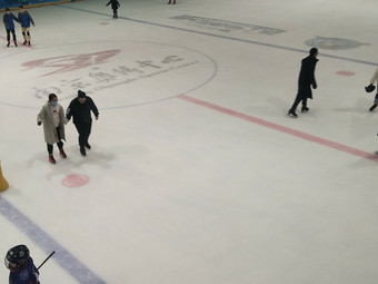 奥体中心冰上运动俱乐部