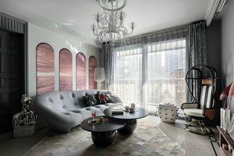 90平米三null风格客厅装修图片大全