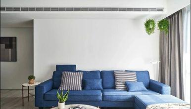 70平米公寓null风格客厅装修案例