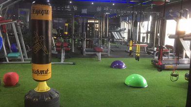 140平米null风格健身室图片