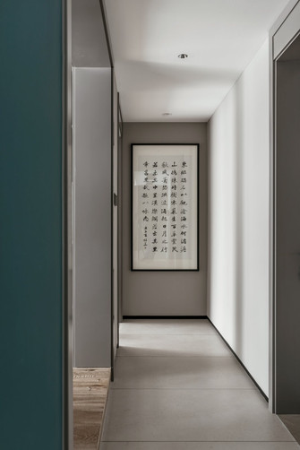140平米四null风格走廊装修图片大全