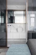 130平米三null风格卫生间装修案例