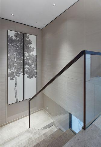 140平米四null风格楼梯间装修效果图