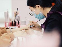 美人攻略美甲美睫皮肤管理的图片