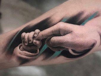 古墨·纹身·私人定制