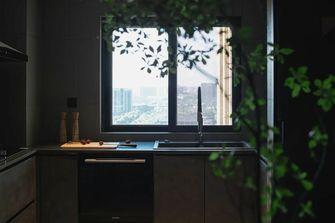 110平米复式null风格厨房装修效果图